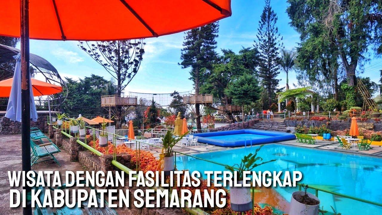 Wisata Dengan Fasilitas Terlengkap Di Kabupaten Semarang Taman Wisata Kopeng