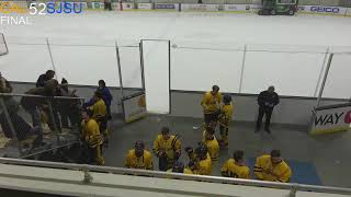 Cal Ice Hockey Live Stream: Cal vs. San Jose State (Game 2)
