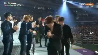 iKON(아이콘) WINS @ MELON MUSIC AWARDS 2016