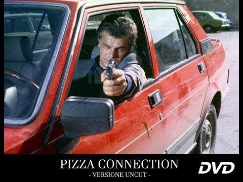 PIZZA CONNECTION  Film Tv Long Version 1985  Damiano Damiani  Michele Placido  Serie DVD
