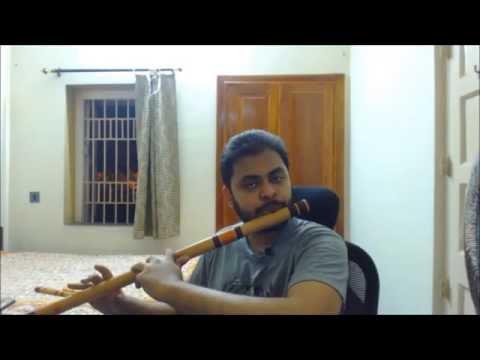 Chaha Hai Tujhko - Mann - Flute(Bansuri) Tutorial