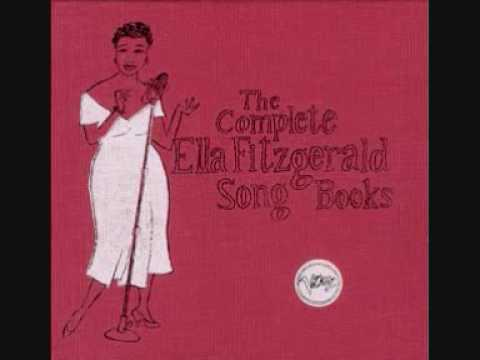 Ella Fitzgerald Too Darn Hot