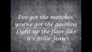 Jessie J - Burnin' Up ft. 2 Chainz [Official Lyrics]