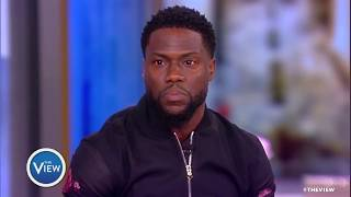 SNEAK PEEK: Kevin Hart on Kathy Griffin, Bill Maher Controversies | The View