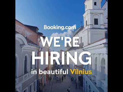 We're Hiring in Vilnius