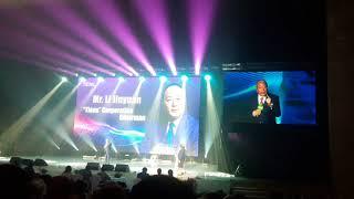 Выступление  Ли Цзинь Юань  2 часть из 3-х 2 июня 2018 Киев