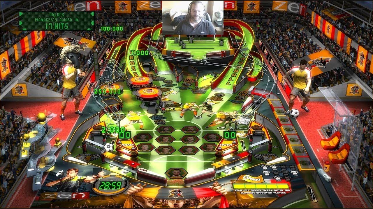 Pinball Fx2 Table Mini Review 21 Super League Football