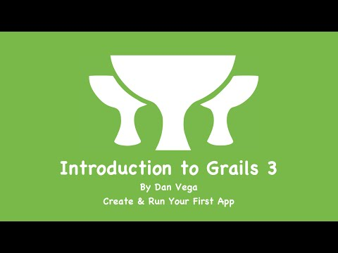 Creating & Running a Grails 3 Application