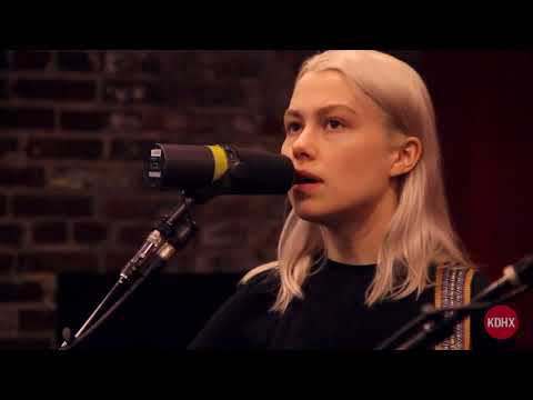 "Phoebe Bridgers ""Scott Street"" Live at KDHX 4/10/18"