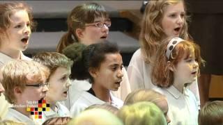 Deutsche Nationalhymne - Festakt zum Tag der Deutschen Einheit 2011
