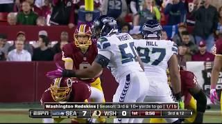 2014 Seahawks @ Redskins