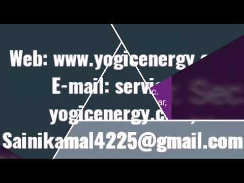 Tha Yogic Energy Centre