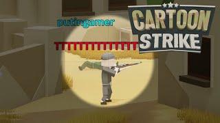 Cartoon Strike - En el punto de mira 👀