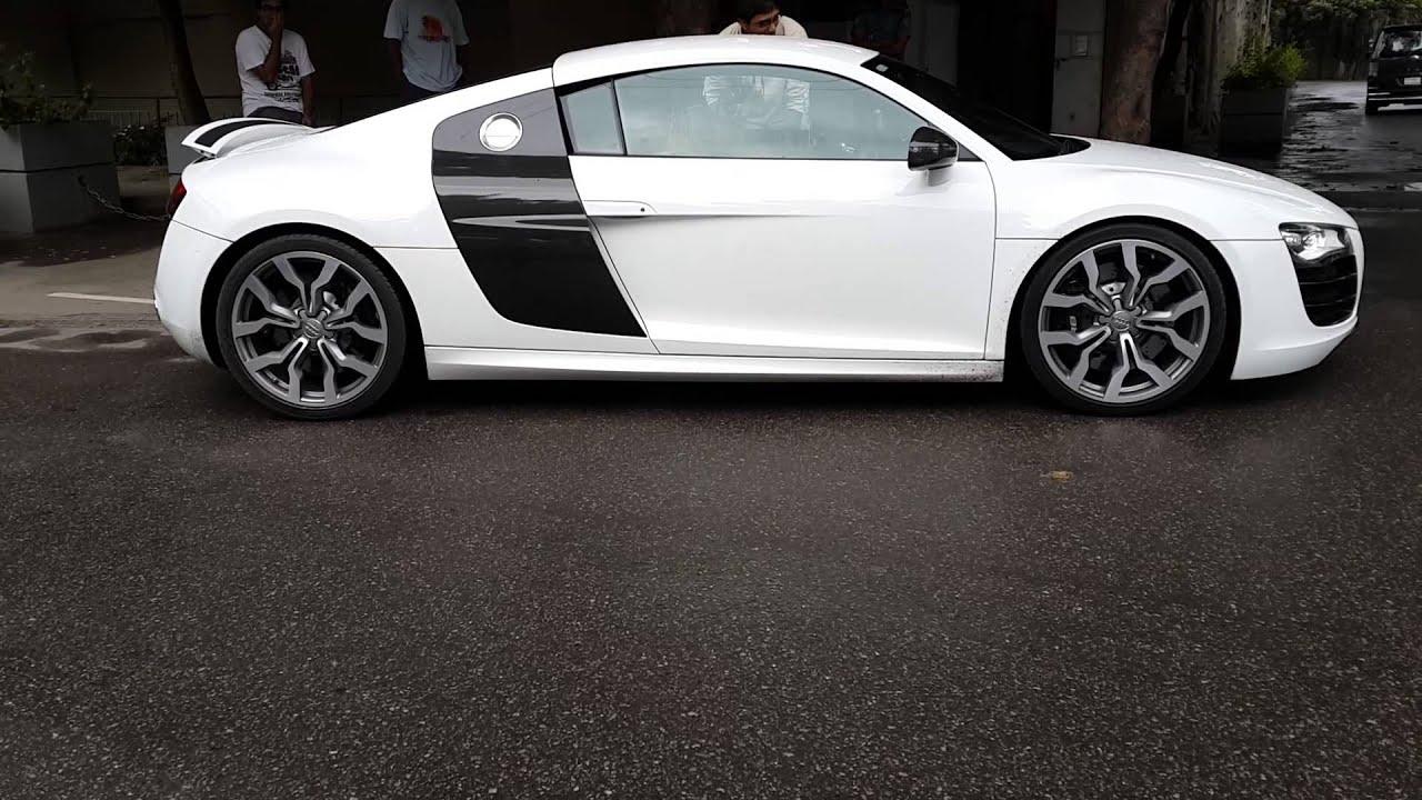 Audi R8 In Bd Youtube
