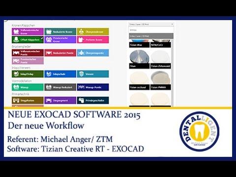 Exocad Ipad