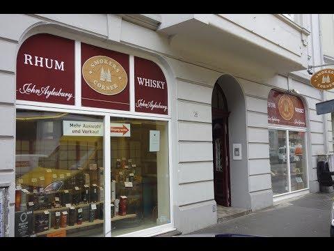 Smokers Corner in Lübeck - WhiskyGold Unterwegs