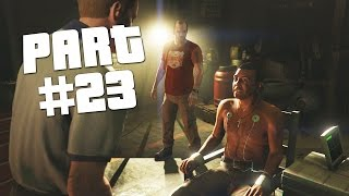 """GTA 5 - First Person Walkthrough Part 23 """"By The Book"""" (GTA 5 PS4 Gameplay)"""