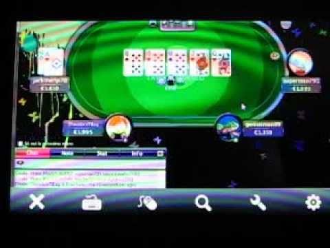 PokerStars Full Tilt Poker Su LiquidE Android
