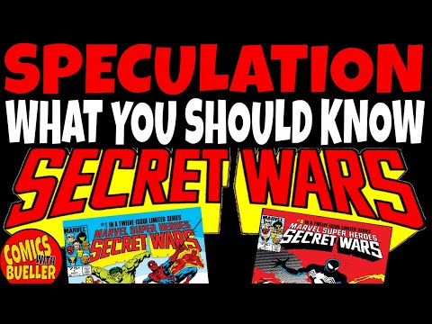 SECRET WARS INSIDE INFORMATION - IN DEVELOPMENT FOR YEARS. COMIC BOOK SPECULATION OF FACT?