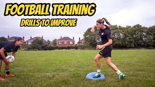TRAINING DRILLS TO IMPROVE YOUR GAME