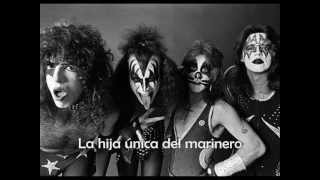 KISS - Hard Luck Woman [Subtítulos Español]
