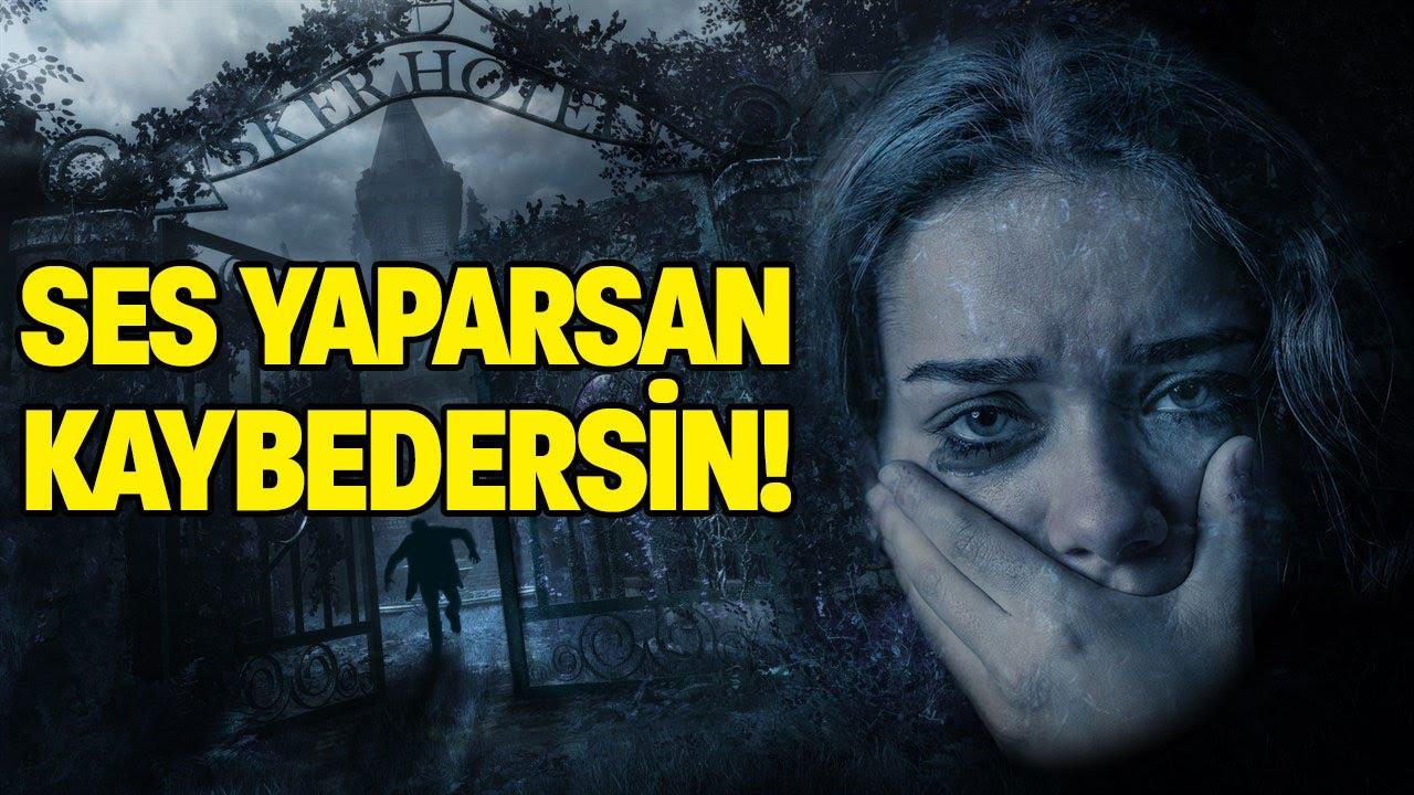 İSMİ ENTERESAN KORKU OYUNU! - Maid of Sker