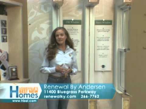 Renewal by Andersen - Window Installation Methods