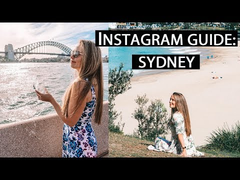 Top 8 FREE Instagram & Photography Spots In SYDNEY! PERFECT Sydney Travel Guide