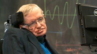 Stephen Hawking Congratulates LIGO Team