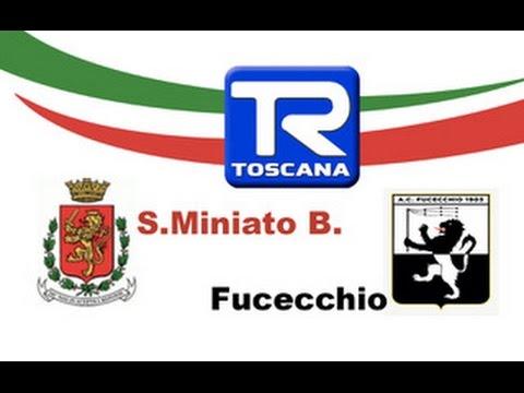 San Miniato Basso-Fucecchio (Promozione 2016-17, 7° Giornata)