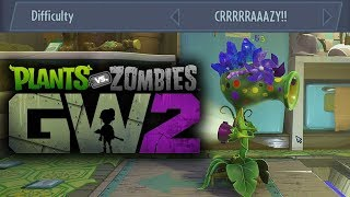 Прохождение Plants vs Zombies Garden Warfare 2 - Горохомет против Crazy Garden Ops