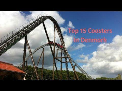 Top 15 Roller Coasters In Denmark (2018)