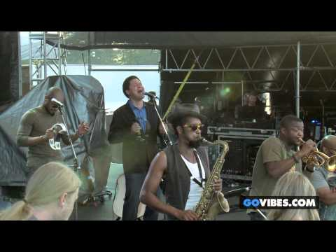 Tedeschi Trucks Band performs Wah Wah at Gathering of the Vibes Music Festival 2013
