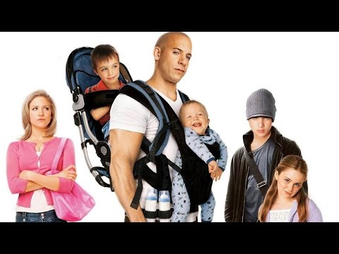 the pacifier film complet