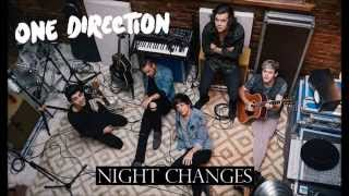 One Direction - Night Changes (With Lyrics)