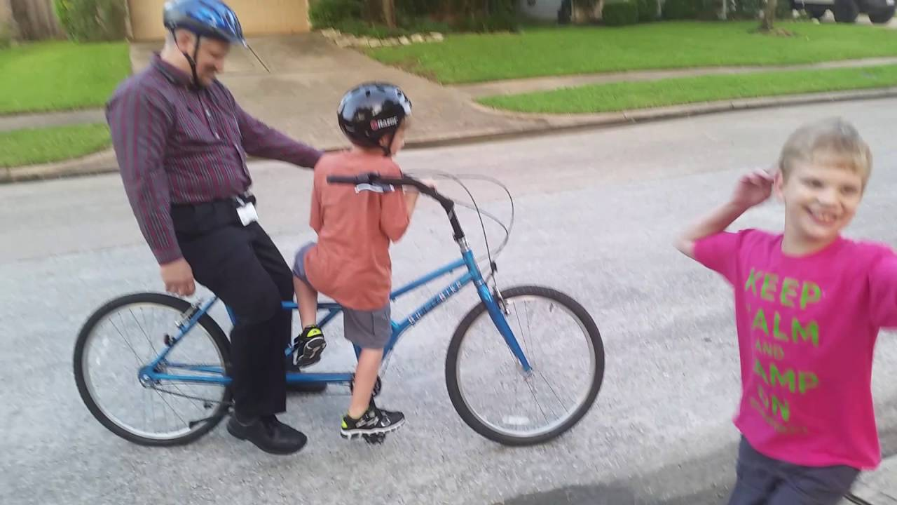 Trying Out The New Buddy Bike Youtube