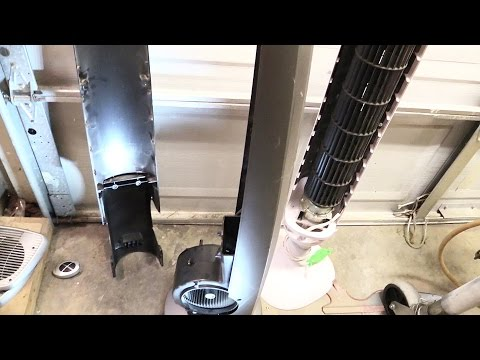 What's Inside a Lasko 40 Inch Hybrid Tower Fan? 4443