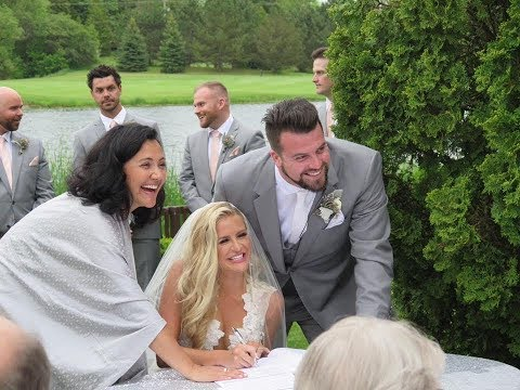 How To Get Married In The Province Of Ontario