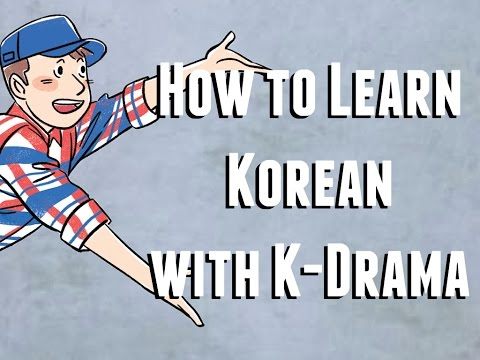 Thumbnail: How to Learn Korean with K-Drama