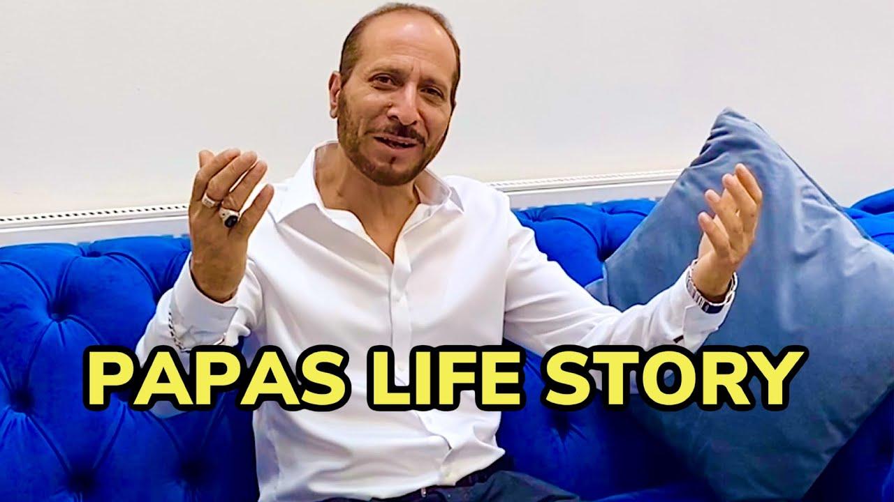 PAPAS LIFE STORY SPECIAL