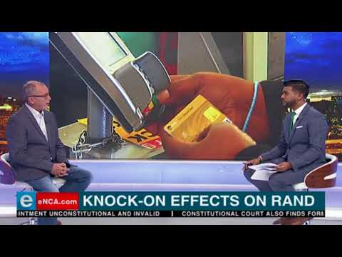 Knock-on effects on Rand