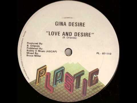 GINA DESIRE - LOVE AND DESIRE (�)