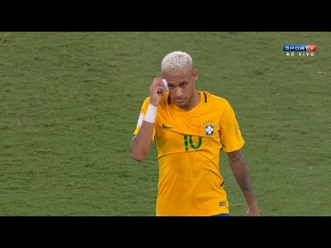 Neymar vs Bolivia (Home) 16-17 HD 720p (06/10/2016)