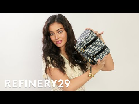 What's In Cindy Kimberly's Bag | Spill It | Refinery29