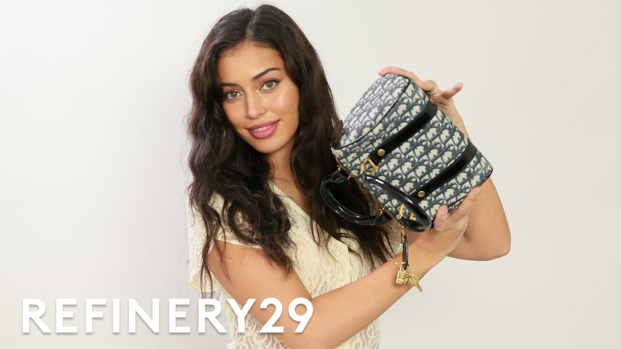 What's In Cindy Kimberly's Bag