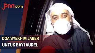Doa Syekh Muhammad Jaber untuk Calon Bayi Atta dan Aurel