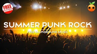 Summer Punk Rock - No Copyright Music | Royalty Free Music | BGM | Stock Music | Instrumental