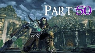 Darksiders II 100% Walkthrough 50 Forge Lands ( Backtracking ) Finished