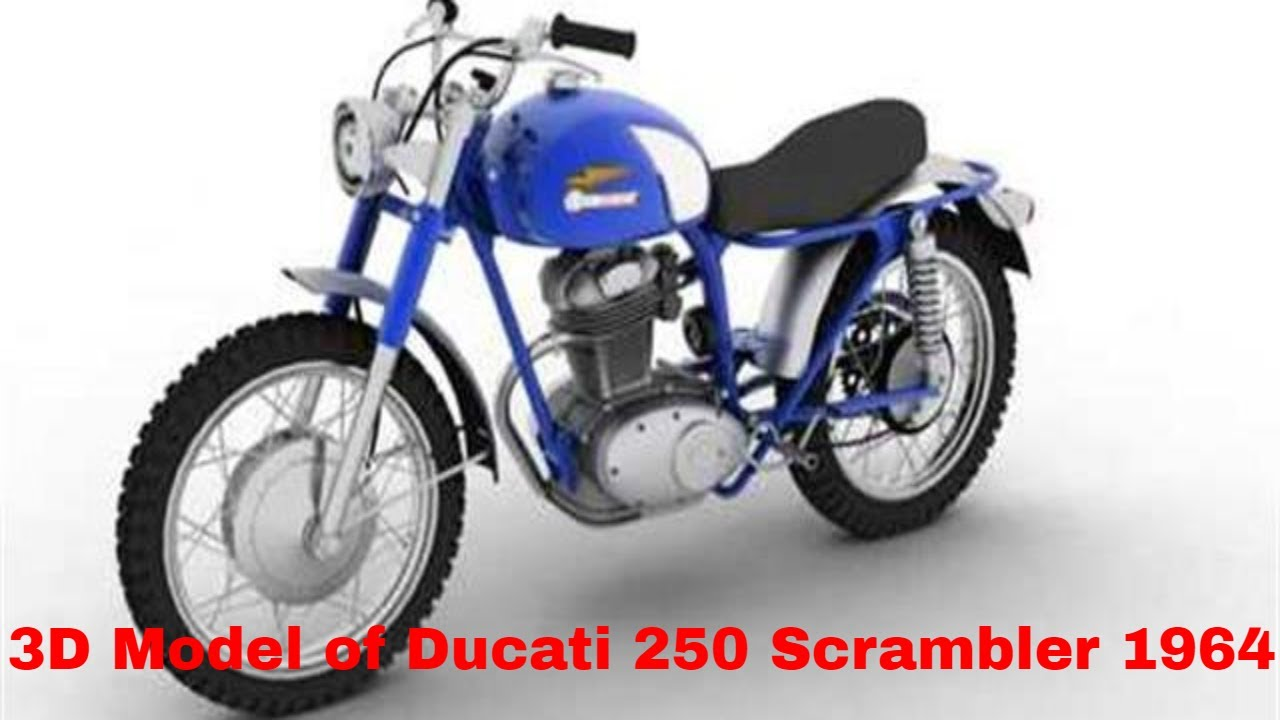 66 ducati 250 scrambler vintage motorcycles motorcycles catalog with specifications pictures ratings reviews and discusssions [ 1280 x 720 Pixel ]
