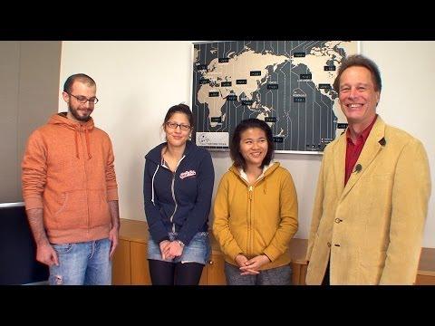 Kyoto University of Foreign Studies—International Students